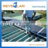 indurstial solar panel mounting brackets 4KW solar panel mounting brackets / complete photovoltaic system for home use