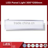 2016 SAA TUV CE&RoHS 36w 300x1200 led flat panel lighting 3years warranty Surface mounted