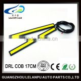 hot sale Super Bright auto led Daytime Running Light 17CM Cob drl Waterproof DRL Led Lights