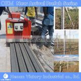 Prestressed Concrete Column Vineyard Upright Pole Machine for making Upright Post from china supplier