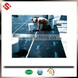 2014 custom PP material waterproof and fireproof exterior floor covering