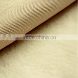 100% polyester plain fake rabbit fur fabric for soft blanket