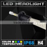 H4 H7 H9 H11 9007 LED Headlight Replace Halogen Bulb                                                                         Quality Choice