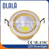 2014 New Promotion ROHS COB 1 3w led downlight                                                                         Quality Choice