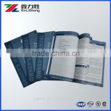 Cheapest Simple Custom Printed Quickly Guide Paper Booklets / Easy Set Up Booklet / Brochure / printing Factory
