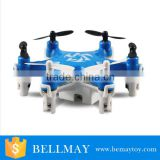 2.4g 4ch 6axis nano quadcopter,mini hexacopter headless mode,rc drone copter with low voltage protection