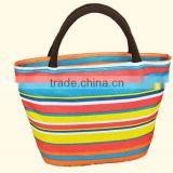 2016 factory price Oem Recycle 600D Shopping Bag Mimco Bag fashionable Plastic Bag high capacity bags for shopping