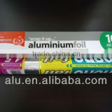 Food Service household Aluminum/Alumimium foil roll for packing and wrapping with low price