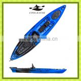 fish kayak with pedals and rudder wholesale cool kayak brands