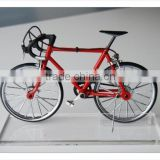 Mini Bike Model / Bicycle Model 1:8 / Preassembly Bicycle model/damping bike model for racing
