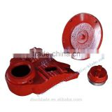 Round Tube Plough Disc Flange Hub