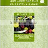 [MJ CARE] Olive Squalane Essence Mask