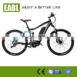mid drive full suspension hummer electric mountain bikes for sale