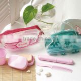 alibaba china travel bath set ,bath rug &shower crutain set ,bath gift set promotion items
