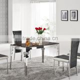 Wholesale Cheap Dining Tables with Marble Inlay