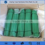 High Tensil Strength PVC Coated Binding Wire With Excellent Corrosion Resistance(factory direct sales ISO9001 SGS Test)