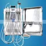 TUV medical CE approved multi functional mobile dental unit/ portable dental unit
