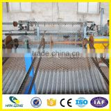 Manual Operated Chain Link Fence Machine Making China
