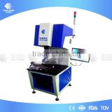 Keyland Low Cost 20w Fiber Solar Cells Laser Cutting Machine for Wafers Broken Solar Cells