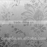 Low Shrinkage 3D Stained Window Decorative PVC Glass Film