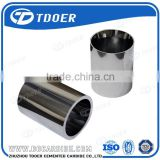 Zhuzhou proffessional manufacturer tungsten carbide bearing bushes tungsten carbide bearing sleeves