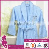Eco-friendly 100% Bamboo Fiber Bathrobe with lacing for childern