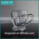 LX-K010 Swan animal shaped coffee mug custom glass coffee mug cup wholesale                                                                         Quality Choice