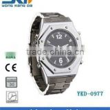 2012 fashion high quality bluetooth watch mp3 player for men