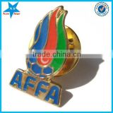 Custom blank metal badge lapel pin maker in China
