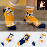 New ladies casual socks cotton socks many pattern cartoon orange sexy teen girl socks