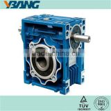 NRV series Air Boat Gear Box with Double Output Shaft