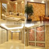 anti-static vinyl tile flooring marble look colorful designs
