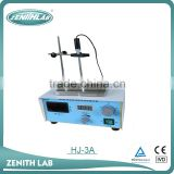 jiangsu zhengji laboratory Thermostatic Magnetic Heating Stirrer (Digital Display temperature) HJ-3A