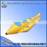 Gather Alibaba Suppliers Excellent Material Inflatable Boat PVC Banana Boat,Inflatable Banana Boat For Sale