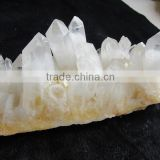 Natural Large Clear Quartz Crystal Cluster Points ,Rock Specimens,Original Cluster,Wholesales