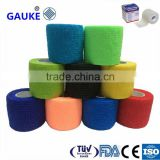 Adhesive Bandage Colored Elastic Bandage Wrap
