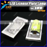 Auto Accessories Led Bulbs Car Tail Lights License Plate Lamp For Bmw E46 2D/M3 (98-03)