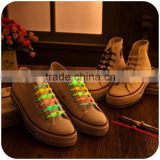 Colorful Fluorescence Silicone Shoe Laces,Creative Free Tie Lazy silicon Shoe Lace,Promotion Gift Elastic Shoe Lace