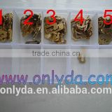 Mazda lock parts valve it contains 1,2,3,4,5 Each number has 20pcs
