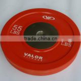 Color Competition Bumper Weight Plate DY-H-2009