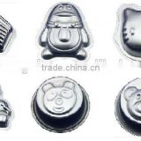 Various shaped Al Alloy Cake Mould(Anodized)