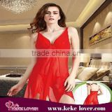 wholesale high quanlity Sexy Chemise and babydoll women dress lingerie