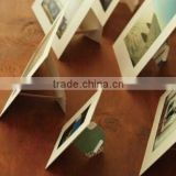 Standing Paper Photo Frame Instax Mini Frame Single Tabletop Frame wedding photo frames