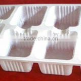 automatic egg tray/food containers thermoforming machine made in china RHC600500 PLASTIC THERMOFORMING MACHINE
