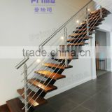 New design oak stair treads, best staircase design, wooden staircase