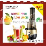 Lager caliber korea slow juicer, juicer machine, juicer extractor,industrial fruit juice extractor,sugar cane juice extractor