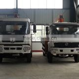 5 ton at 2.5m, truck mounted crane, SQ5S3, best Telescoping Boom Truck Mounted Crane 5 ton.