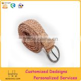 BOSHIHO new products mens fashion beaded belt for birthday gift