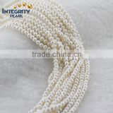 real natural 4.5-5mm AA- potato cheap women freshwater fashion pearl long necklace
