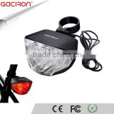 Gaciron Highlight Cable Brake Strobing LED Bicycle Tail Light Braking Warning LED Bike Light